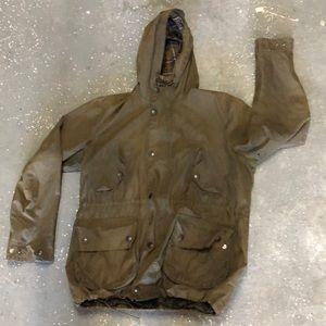 Classic Barbour jacket size large